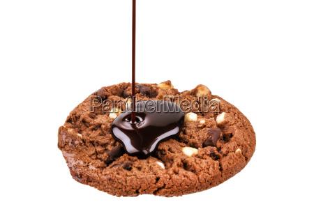 schokoladen keks