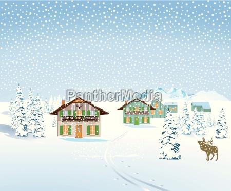 casas fiesta vacaciones nevada por la