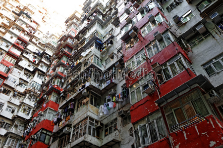 old apartments in hong kong