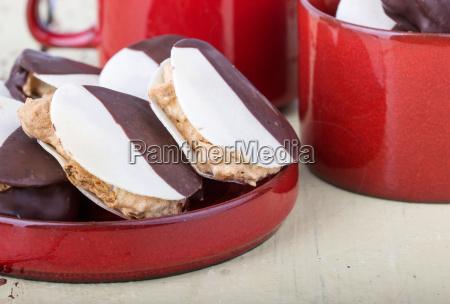cookies biscuits bake meringue oblates food
