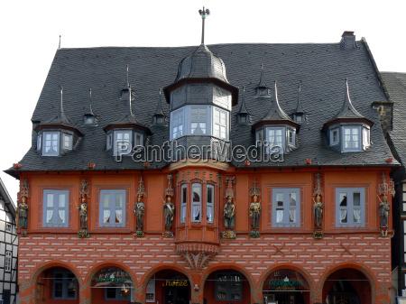 kaiserworth in goslar gildehaus aus 1494