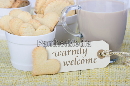 warmly welcome warmly welcome text lettering