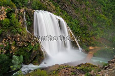 krcic wasserfaelle krcic waterfall 16