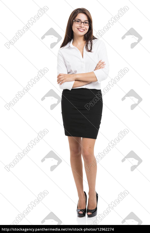 erfolgreiche, geschäftsfrau - 12962274