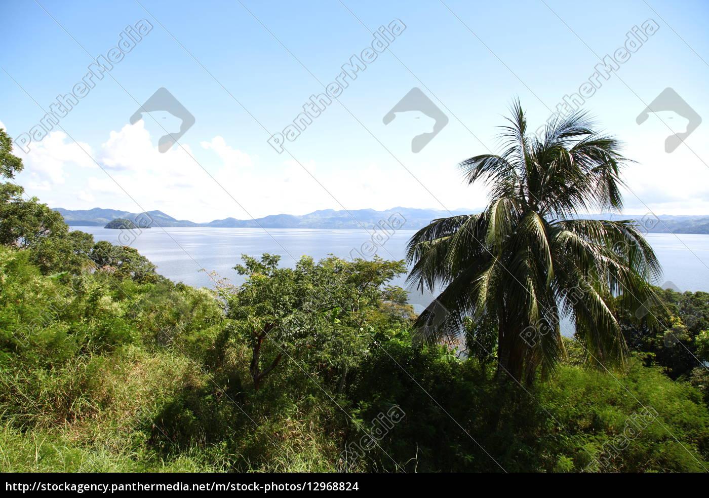 Mexiko, See, Gewässer, Himmel, Wolken, Urlaub - 12968824