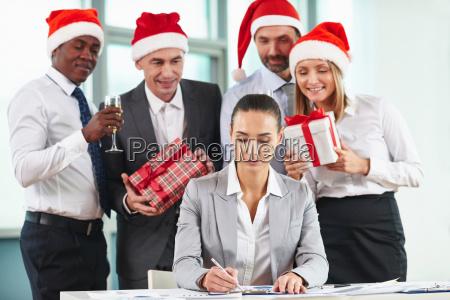 weihnachten ueberraschen