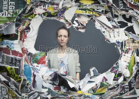 portrait portraet potrait horizontal vorderansicht fotografie
