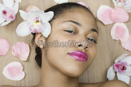 farbe entspannung blume pflanze gewaechs portrait