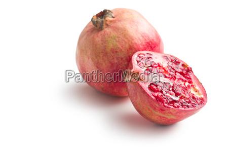 rote granatapfel