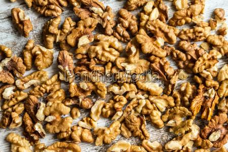 walnut background