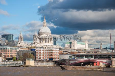 schoene stadtbild von london