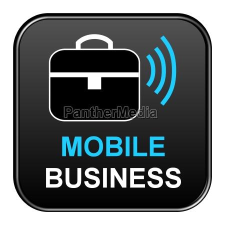 black button mobile business