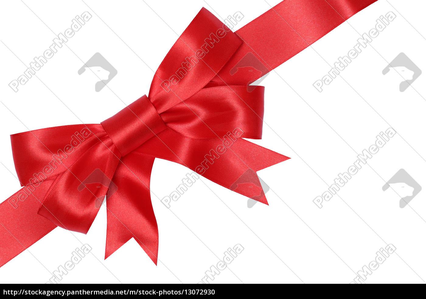 geschenk schleife f r geschenke an weihnachten stock photo 13072930 bildagentur panthermedia. Black Bedroom Furniture Sets. Home Design Ideas