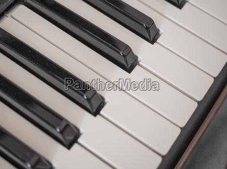 musiktastatur