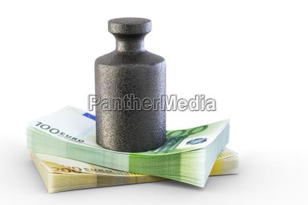 weight money