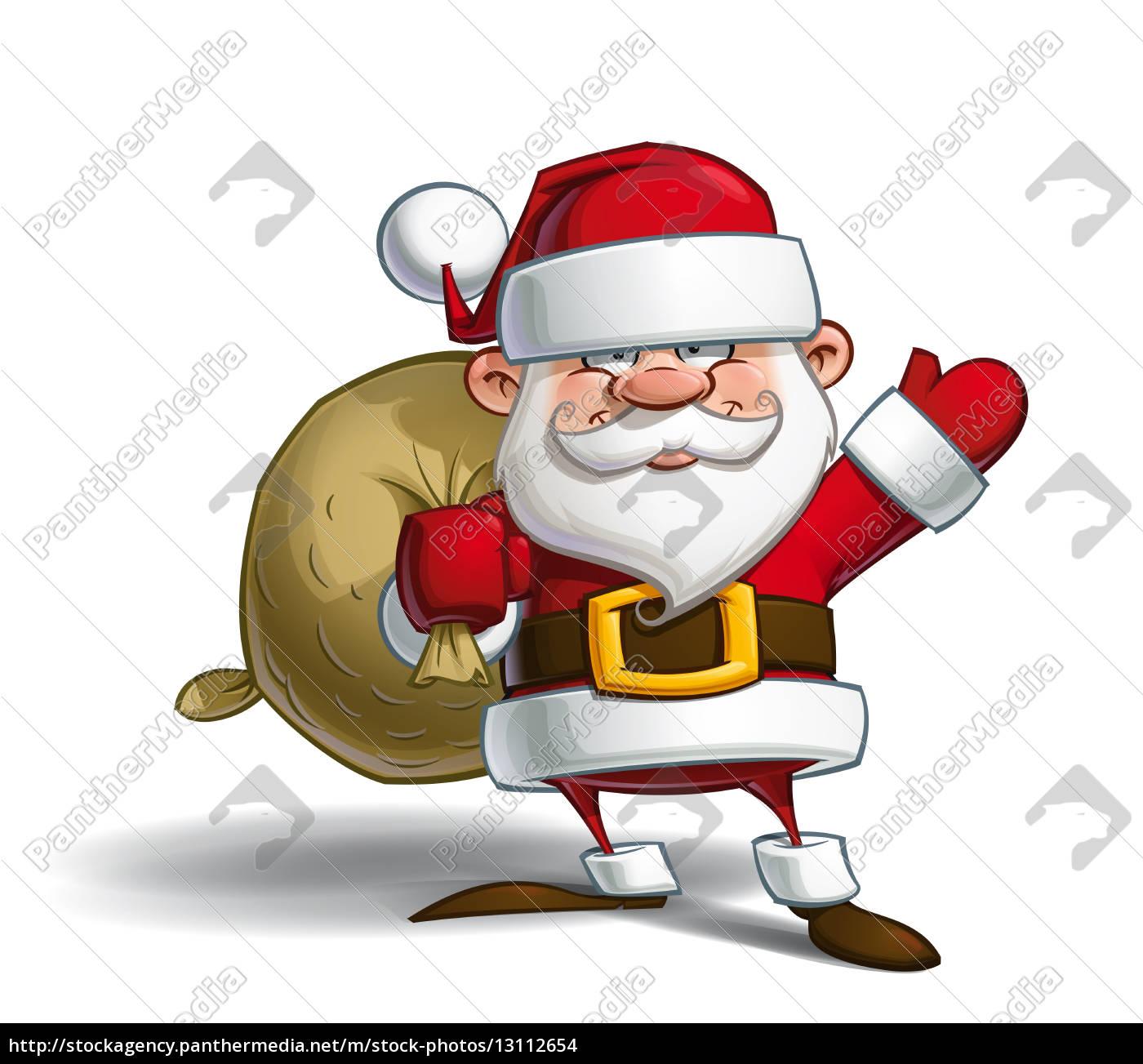 happy, santa, ai - 13112654