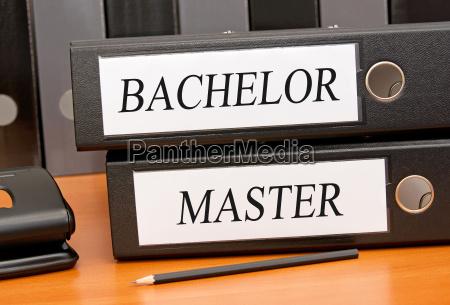 bachelor und master