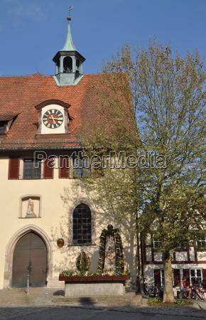 spitalkirche in hersbruck