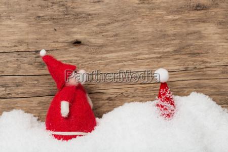 weihnachtlicher hintergrund fuer gutschein karte