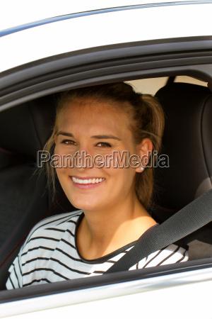 friendly car driver