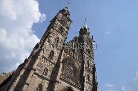 lorenzkirche in nuernberg