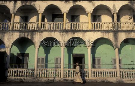 fahrt reisen stadt afrika baustil architektur