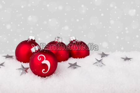 three third digit number third advent