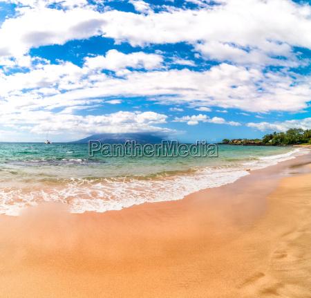 beruehmt strand usa tropische tropisch hawaii