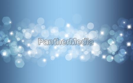 blauem hintergrund