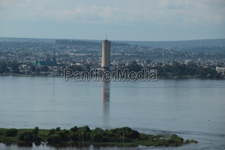 africa capital congo river water