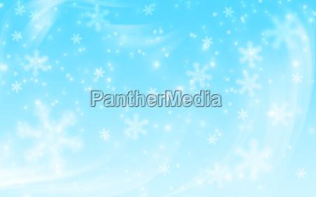blau winter schneefall weihnachtszeit christmas himmel