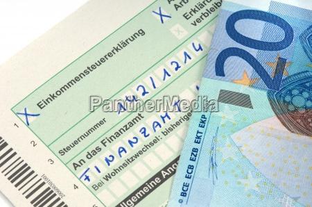 einkommensteuererklaerung german income tax