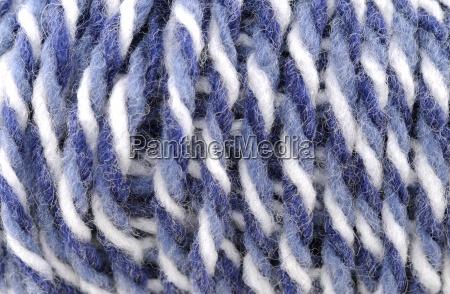 woolen wool