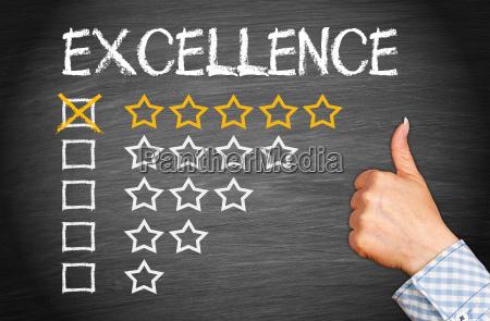 exzellenz five stars