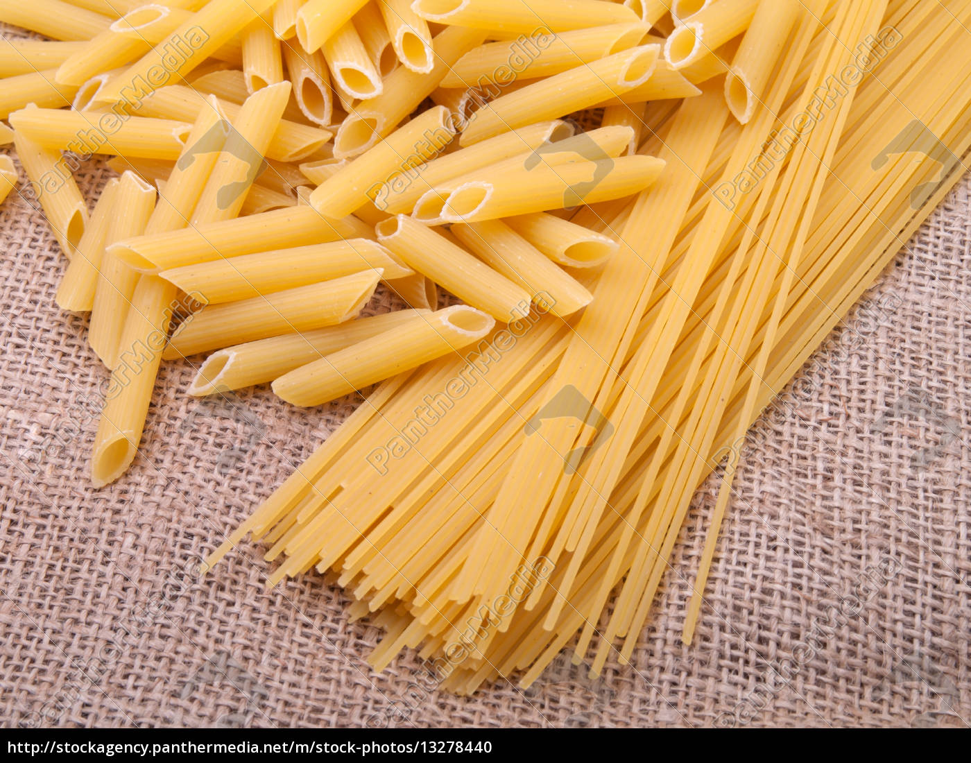 series, of, images, with, pasta., food - 13278440