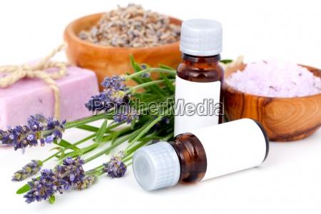lavender oil lavender bath salt and