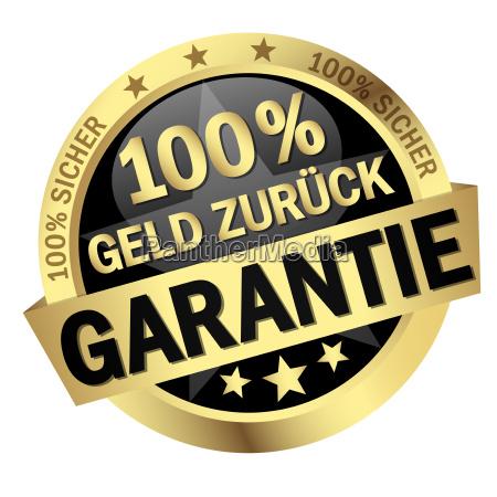 button 100 geld zurueck garantie