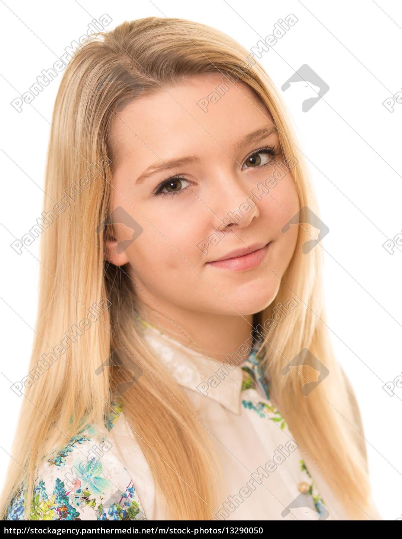 Augen braunen blond mit Schwarze Mit