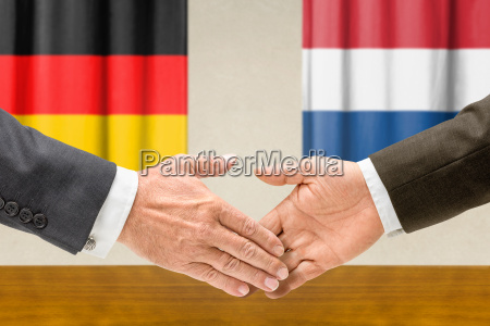representatives of germany and the netherlands