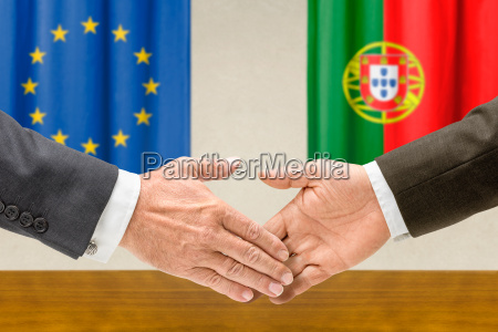 representatives of the eu and portugal