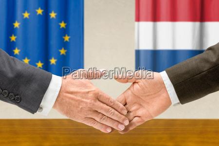 representatives of the eu and the