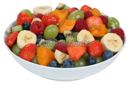 exempted fruit salad with fruit in