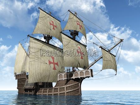 portugiesische karavelle