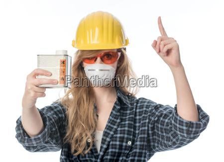 craftsmen warns of toxic gases