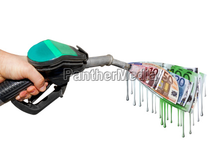 hand euro cost petrol to fuel