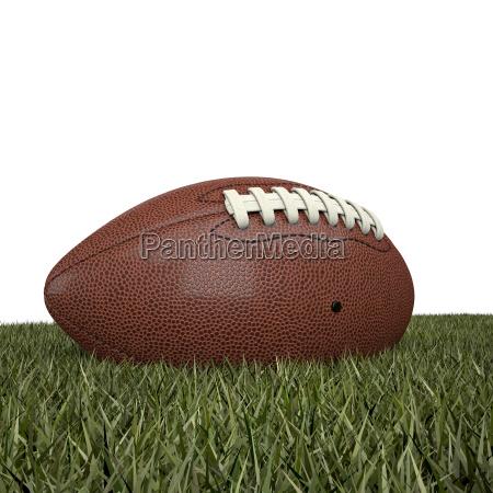 sport amerikanisch ball leder amerikaner ausruestung
