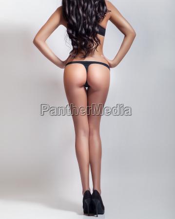 sexy maedchen hintern ohne cellulite