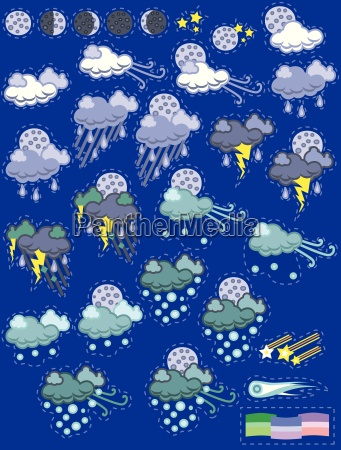wetter patches nacht