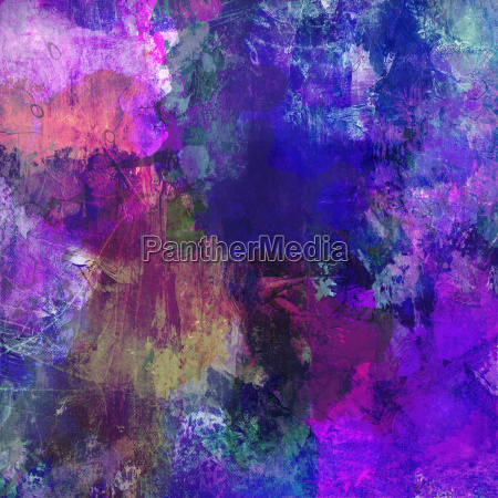 graphic textures painting