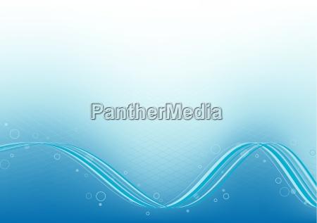 blau abstraktes abstrakte abstrakt abstrahieren hintergrund